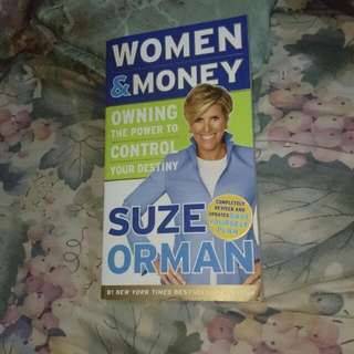 Woman And Money (by Suze Orman)