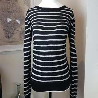 LINE Cashmere Blend Sweater Sz Xs