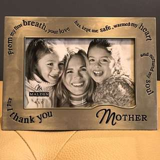 Mother Photo Frame 4x6