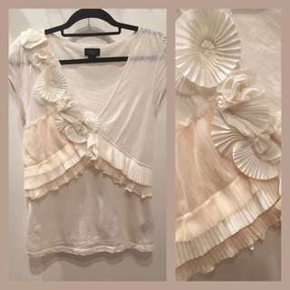 Size M - Anthropologie - Deletta - Top