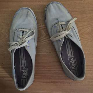 Keds Baby Blue Sneakers