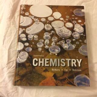 7th Edition Chemistry Textbook
