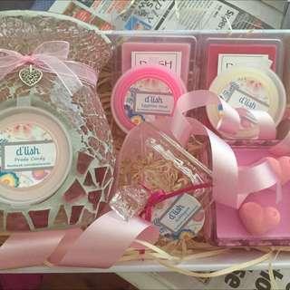 Candle & Melt Gift Packs