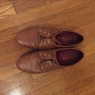 Aldo Women's Brogues Size 8.5