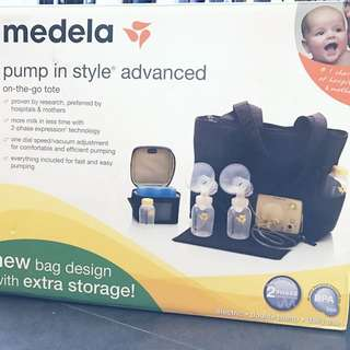 Medela Pump In Style Advanced (on-the-go tote)