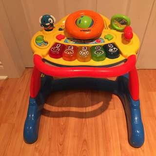 Vtech Learn To Walk Toy