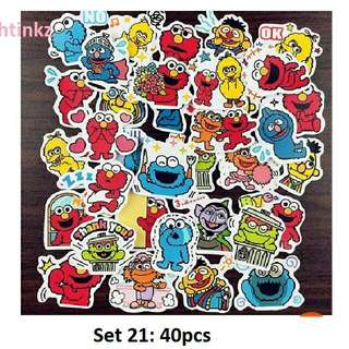 40pcs Sticker
