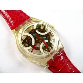 Swatch Watch Standard Feuer (1994)GK177