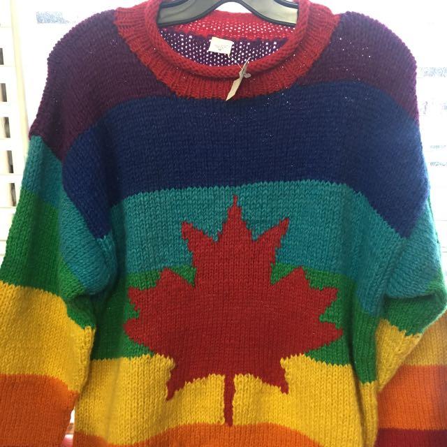 $100 Wool Sweater