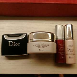 Dior 體驗組,誠可議