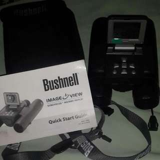 bushnell teropong kamera 8x30 with 5MP