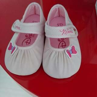 Minnis Mouse Shoes Pink Color Size 13.5