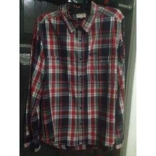 Plaid Shirt Wrangler