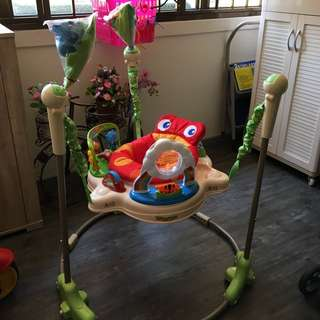 Fisher Price Rainforest Jumperoo's
