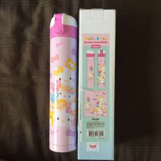 BN Hello Kitty Stainless Steel Bottle 400ml