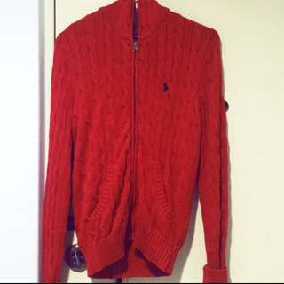 Polo Ralph Lauren針織外套