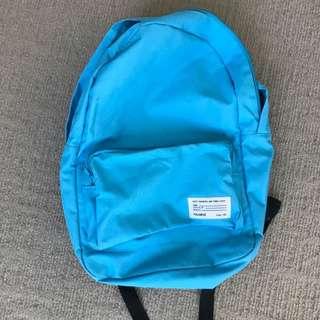 Baby Blue Back Pack