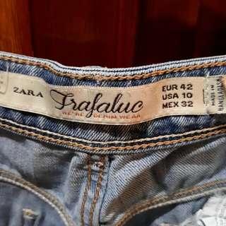 AUTHENTIC Zara Light Wash Jeans - US Size 10