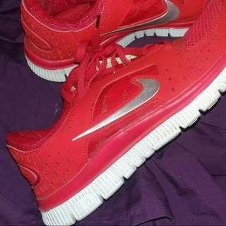 Nike Free Run 3 Red Size 40/41/42 Unisex