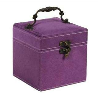 (Free Shipping To Offices) Jewelry Box 首飾盒 for HK$58
