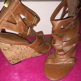Wedges Charles N Keith