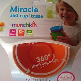 Miracle Spoutless 360 Cup