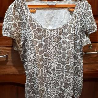 AUTHENTIC Marks & Spencer Women's T-Shirt - Size 16