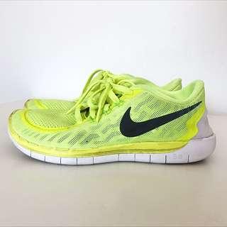 Nike Free Run 5.0 Size 36.5