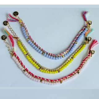 LES CLEIAS Triple Treat Bracelets