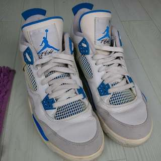Air Jordan Military Blue (Retro 2012) US10.5 Size