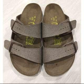 Birkenstock 雙槓拖鞋