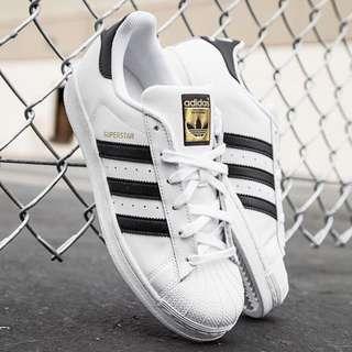 Adidas Superstar White BNWB