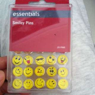 Emoji Pin Board