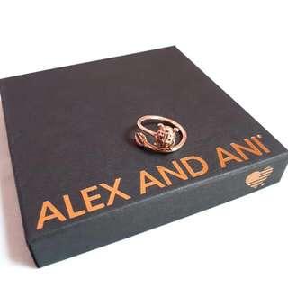 Alex And Ani Ladybug Ring Wrap