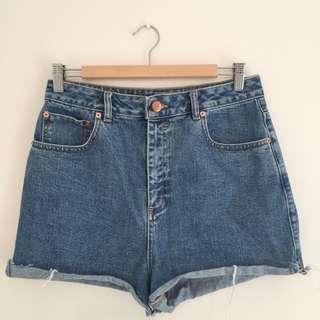 ASOS denim Shorts