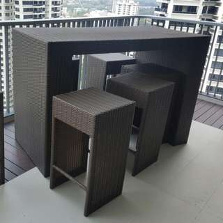 Outdoor Patio Furniture S $ 300