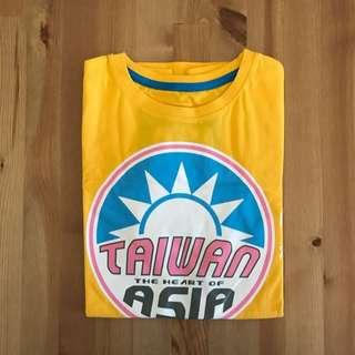 🚚 Taiwan 台灣限定T-shirt