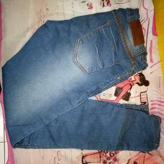 Celana Jeans Green Girl