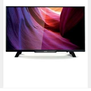 Philips 40-inch Full HD Slim LED TV (Digital Crystal Clear)