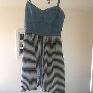 Forever New Denim Dress