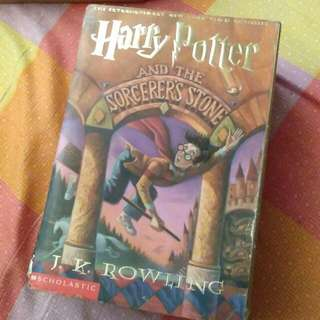 Harry Potter And Sorceres Stone