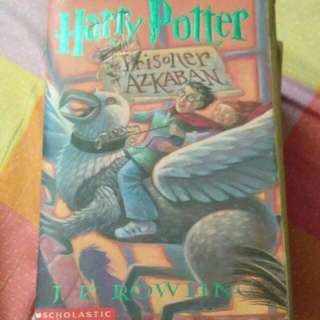 Harry Potter And The Prisoners Of Azkaban