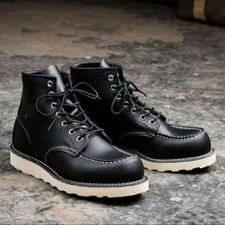 Red Wing Vintage Boots