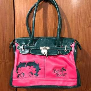 正版貝蒂Betty墨綠氣質包包 #交換最划算