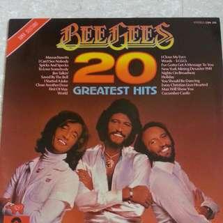 Bee Gees Record Vinyl Lp
