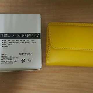 🚚 全新 兩色 日式復古錢包 皮夾短夾  零錢包