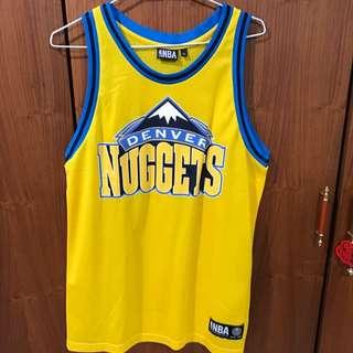 降囉!正版NBA球衣!Denver Nuggets