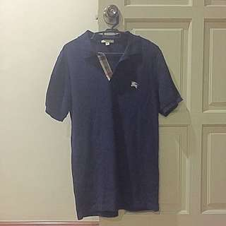 AUTHENTIC Burberry Brit Polo Shirt For Men