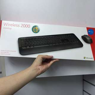 Wireless 2000 Desktop