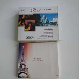 French collection Audio CD